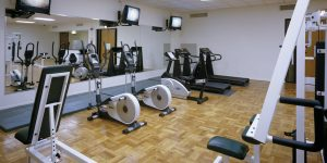 Foggy Bottom Apartments Photo Gallery - Columbia Plaza Fitness Center