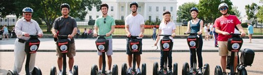 Washington, D.C. City Segway Tours