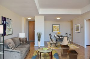 Foggy Bottom Apartments Living Area Photo Gallery