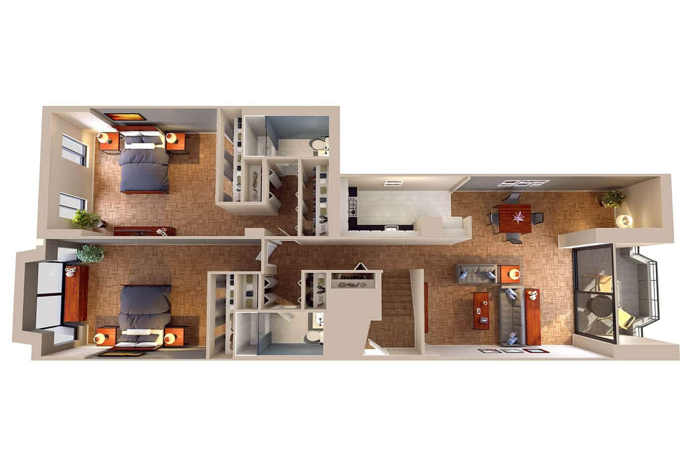 2 Bedroom Apartments All Utilities Included In Dc Home Design