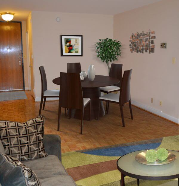 Dining Room and Living Room Photo Gallery Columbia Plaza